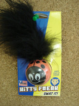 Petsport Kitty Freak Ladybug