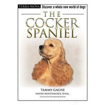 Book Cocker Spaniel - Part #: TN124