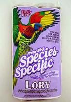 Pretty Bird Lory Species Specific Pelleted Mixes 3-lb bag