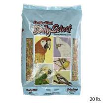 Pretty Bird International BPB79117 20-Pound Daily Select Premium Bird Food, Medium