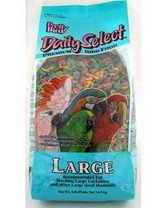 Pretty Bird Daily Select Premium Food for Large Birds (20 lbs.)