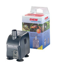 EHEIM Compact 600 Pump up to 160gal