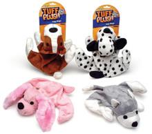 Booda Tuff Plush Rug Dog Hound Bull Terrier