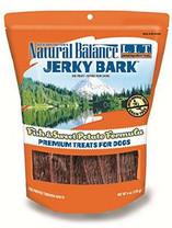 Limited Ingredient Treats - Jerky Bark Fish & Sweet Potato (6 oz)