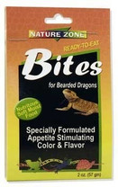 Nature Zone Bites for Bearded Dragons 2oz
