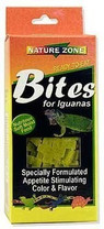 Nature Zone Iguana Nutri Bites 9oz