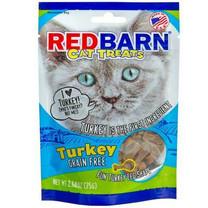 Redbarn Cat Treats - Turkey (2.64 oz)