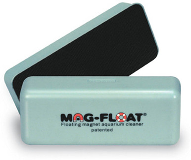 Mag-Float Floating Magnet Acrylic Aquarium Cleaner Extra Large