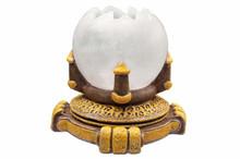 Hydor H2shOw Magic World Crystal Ball Resin Ornament Centerpiece