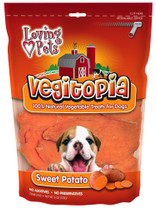 Loving Pet Vegitopia Pineapple Slices 5oz
