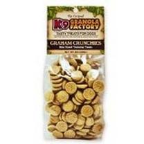 K9 Granola Factory Graham Crunchies Dog Treat 8 oz