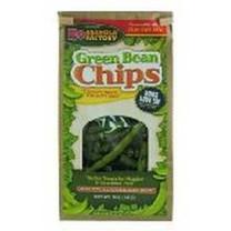 Healthy Snacks Green Bean Chips Dog Treat