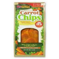 Healthy Snacks Carrot Chips Dog Treat