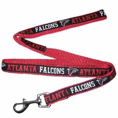 Atlanta Falcons NFL Dog Leash - Medium