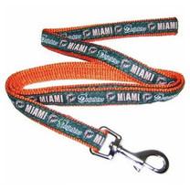 Pets First Miami Dolphins Pet Leash, Medium