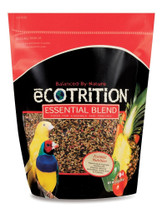 8 in 1 eCOTRITION Essential Blend Diet Canary Finch 2lb
