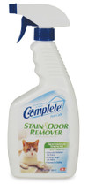 8 in 1 Complete for Cats Stain & Odor Remover 24oz
