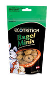 8 in 1 Ecotrition Carrot Bagel Buddies Treat 3oz