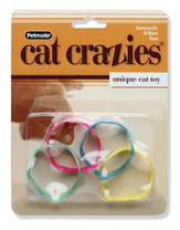 Booda Cat Crazies Cat Toy Clipstrip 12pc