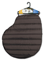 Petmate Quilted Nylon Pad Indigo Black 50-90lbs
