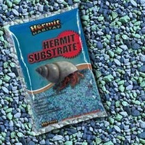 Hermit Habitat Gravel Light Blue 2lb