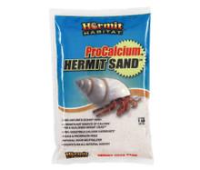 Hermit Habitat Pro Calcium Sand White 5lb
