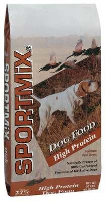 Dreamaquatic Com Offers Sportmix High Protein Original Recipe Dry Dog Food 50 Pound Bag