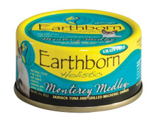 Earthborn Canned Cat Food Monterey Medley 3oz