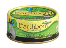 Earthborn Canned Cat Food Chicken Catcciator 5.5OZ