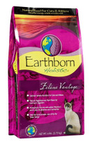 Earthborn Dry Kibble Vantage Cat 6lb