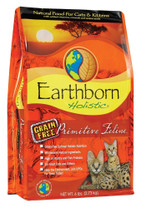 Earthborn Dry Kibble Primitive cat 6lb