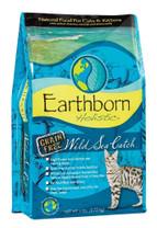 Earthborn Dry Kibble Wild Sea 6lb