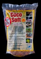 CaribSea Coco Soft Reptile Bedding Coarse Chip 4qt