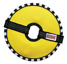KONG Fire Hose Ballistic Ring Toy for Dogs, Medium