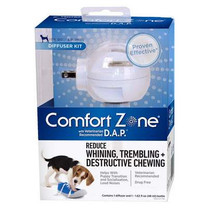Comfort Zone Dog Appeasing Pheromone Diffuser for Behavior Control