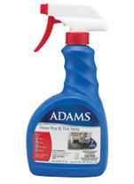 Adams Home Flea & Tick Spray 24oz