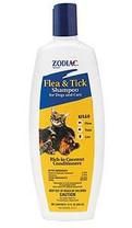 Zodiac Flea & Tick Shampoo for Dogs & Cats 12oz Bottle