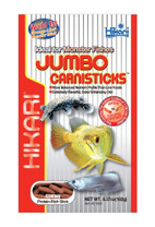 Hikari Jumbo Carnisticks Floating Monster Carnivore Stick 6.37oz