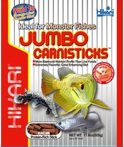 Hikari Jumbo Carnisticks Floating Monster Carnivore Stick 17.6oz