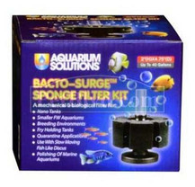 Bacto-surge Foam Filter Small