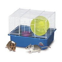 Super Pet Deluxe My First Home Hamster Habitat 1-Story 6pk