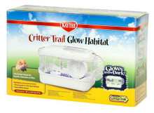Super Pet Kaytee Critter Trail Glow Habitat