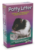 Super Pet Potty Litter 16oz Box