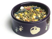 Super Pet Paw-Print Petware Guinea Pig Bowl