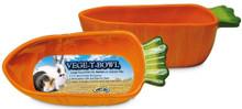 Super Pet Vege-T-Bowl Carrot