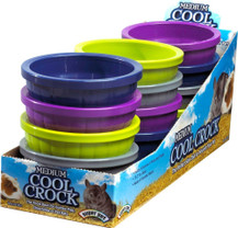 Super Pet Cool Crock Display Medium 8oz 12pk