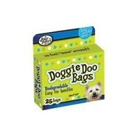 Four Paws Doggie Doo Bags Biodegradable 25ct