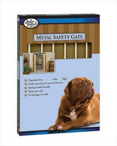 Four Paws 456390 Metal Walk Thru Gate 36H