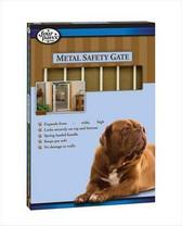 Four Paws 456389 Metal Walk Thru Gate 41H