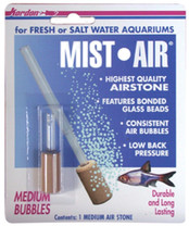 Kordon Mist Air Bonded Glass Air Stones Medium